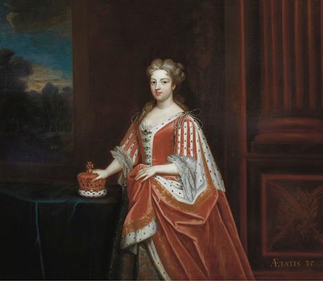 British School - Caroline Wilhelmina of Ansbach - Category