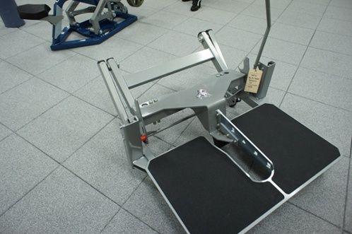 how to use belt squat machine