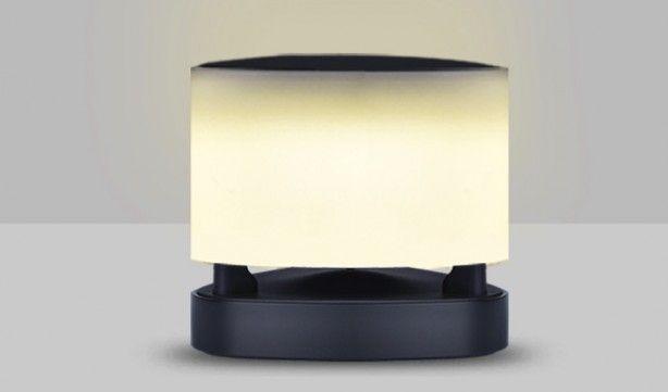 Ovevo Z1L speaker Bluetooth e lampada LED in un unico prodotto