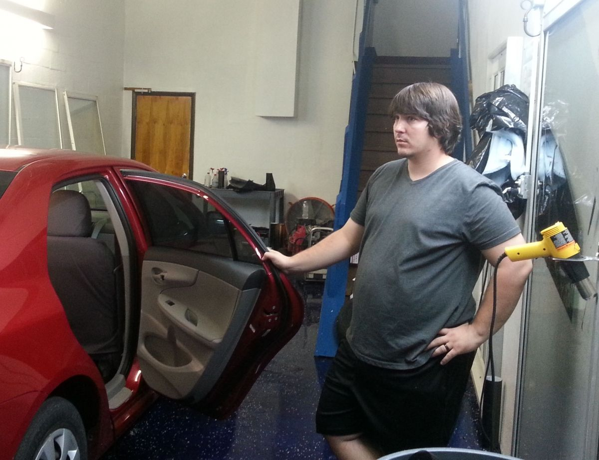 Our Window Tinting Course Will Provide You With Knowledge And