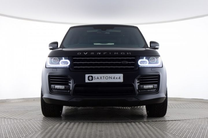 Used Land Rover Range Rover V8 Lwb Autobiography Overfinch Black For Sale Essex 5med Saxton 4x4 Range Rover Used Range Rover Range Rover Supercharged