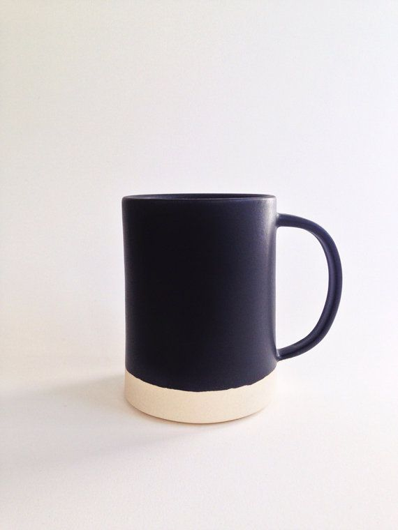 The Danish Mug by paperandclaystudio on Etsy, $38.00 #paperandclay #handmade #modern #Ceramics