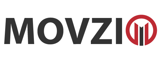 The recent work, logo for http://www.movzio.com/ a blogging site!