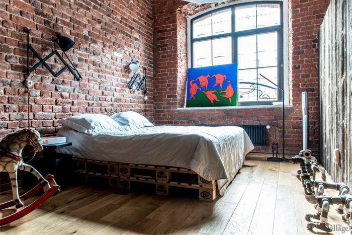 Você gostaria de morar neste estiloso apartamento masculino? - limaonagua