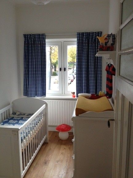 gordijnen babykamer | That Mushroom Lamp (Heico and Egmont ...