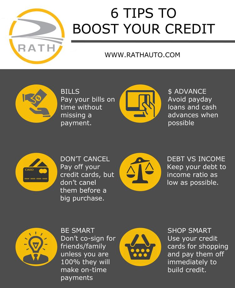 6 tips for boosting your credit score credit score