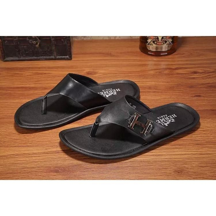 4f40a880df97 Replica Hermes Slippers for men