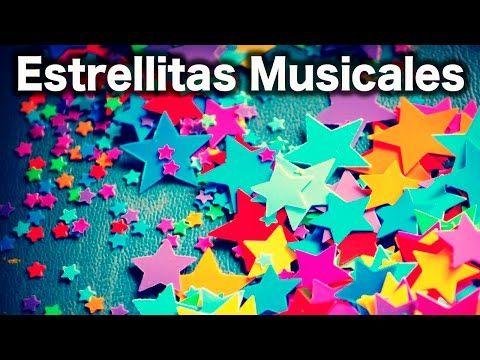 Estrellitas Musicales Para Dormir Bebés Canción De Cuna Efecto Mozart Canciones Musica Para Bebes Canciones Infantiles