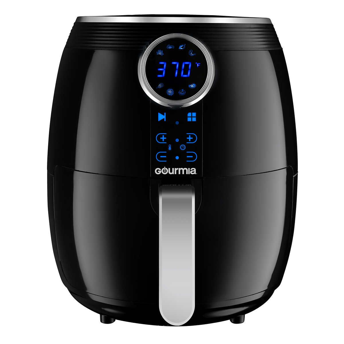 427bd3882d053 Gourmia 5 Qt Digital Air Fryer 4.5 out of 5 stars. Read reviews. 4.5 (876)  Item 1232432Model GAF575 Your Price59.99  Shipping ...