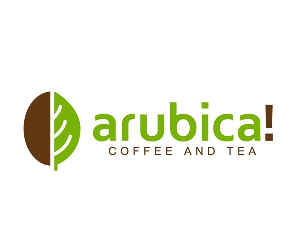 Arubica Coffee And Tea Logo Tea Logo Logo Design Diy Coffee Shop Logo,Cozy Interior Design For Small Living Room