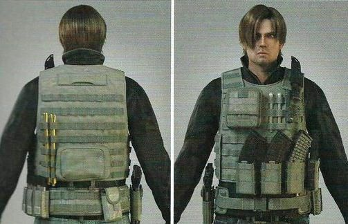 Leon S Kennedy Re Damnation By Efrajoey1 Resident Evil