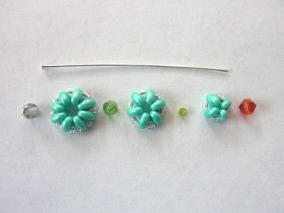 FREE beading patterns (posted weekly)