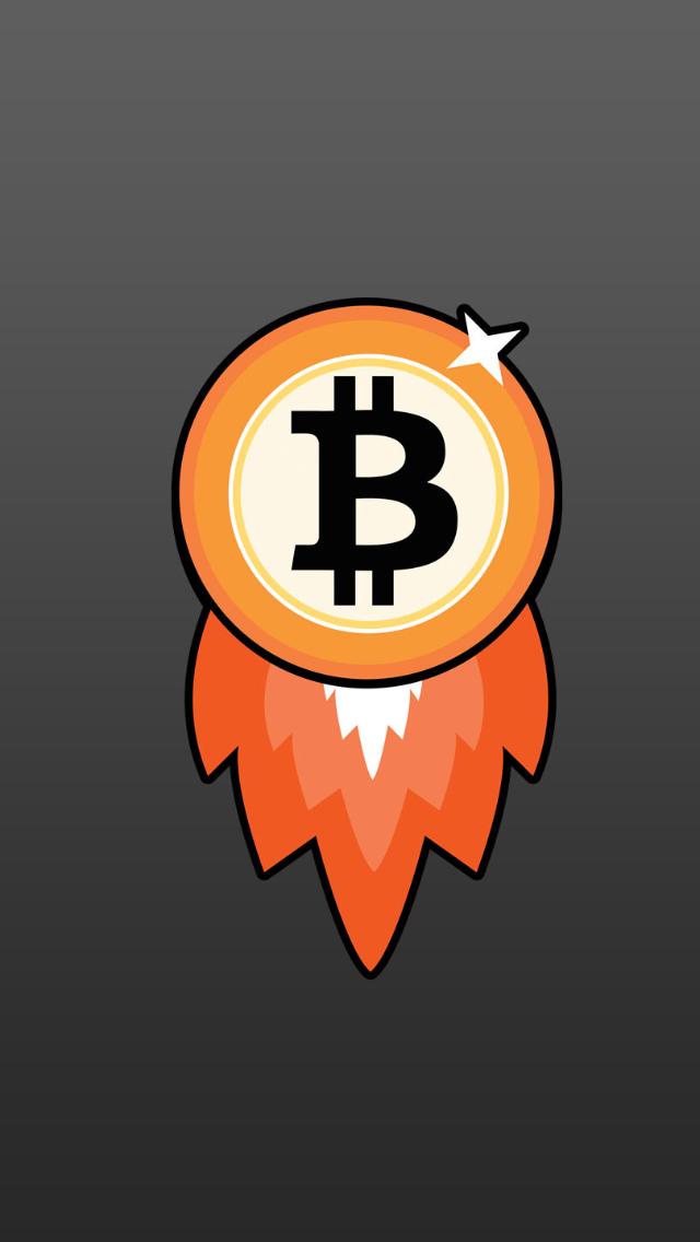 Golden Bitcoin Iphone 5 Wallpaper 640x1136 Bitcoin Bitcoin