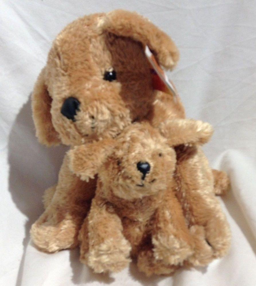 Kohls Cares For Kids Golden Retriever Mother Dog Puppy Plush Stuffed Animal Toy Kohlscaresforkids Plush Stuffed Animals Pet Toys Dogs And Puppies [ 1000 x 893 Pixel ]