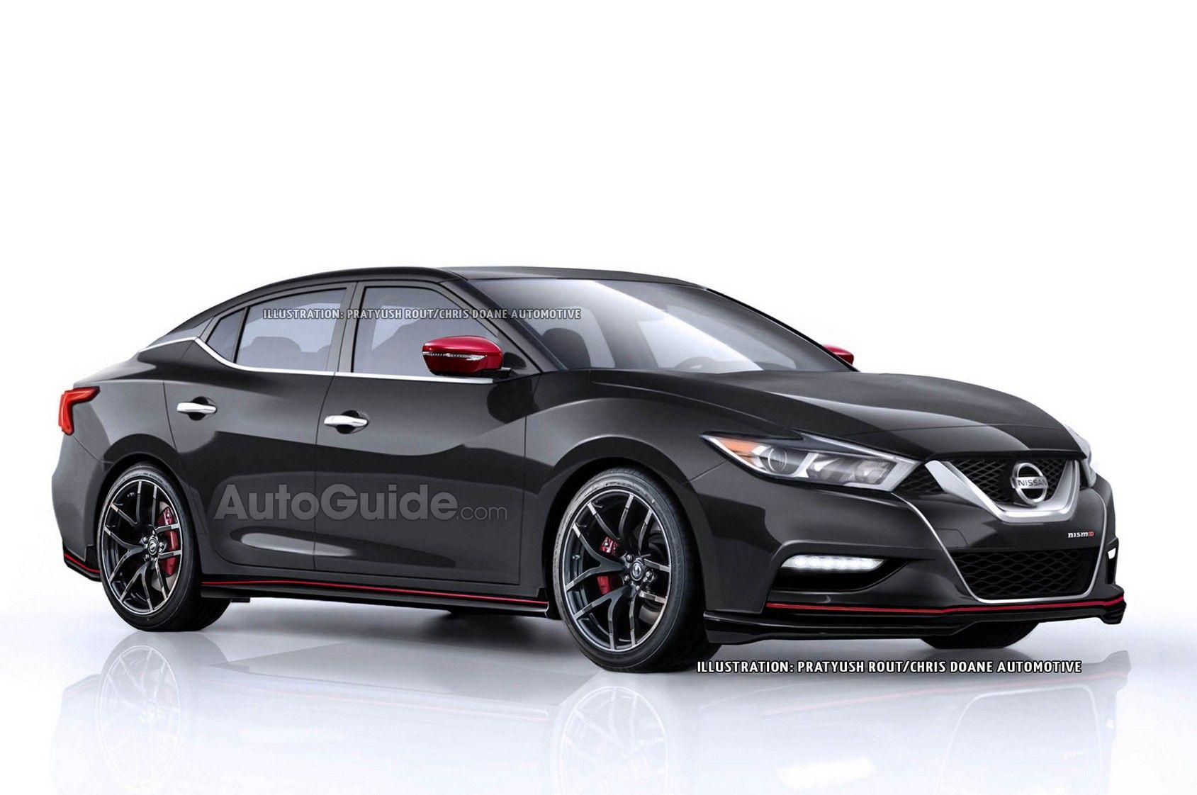 Modell 2020 Nissan Maxima Nismo