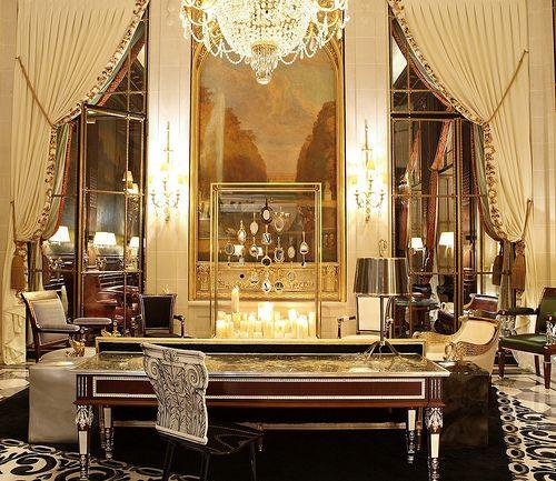 Lobby decoraci n de interiores hoteles y sobres - Decoracion de hoteles ...