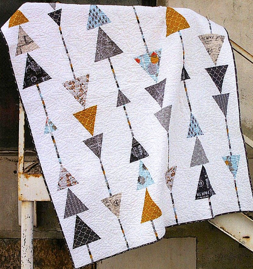 Sergeant Pepper Quilt Sewing Pattern From Abbey Lane Quilts Quilts