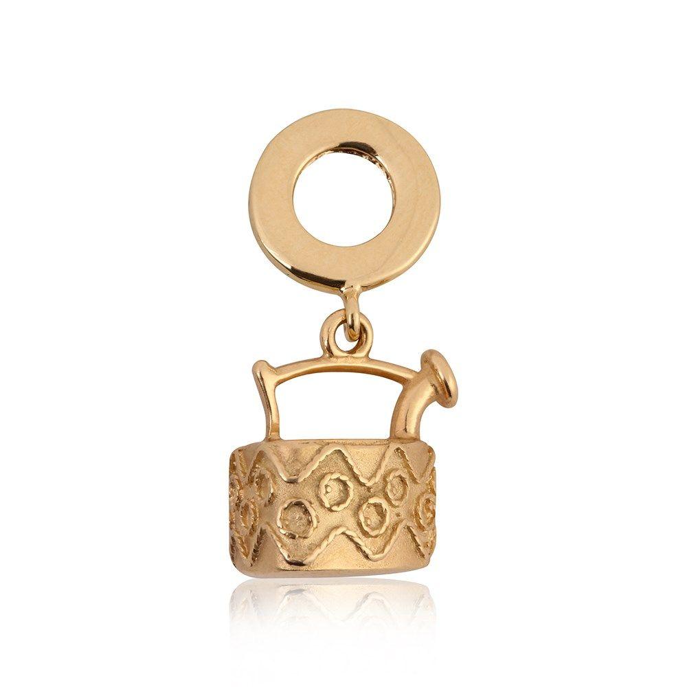 Berloque Ouro Amarelo Ferro de Passar Roupa  Compre na Rosana Joias    Relógios - Rosana Joias 3a0bff6af1