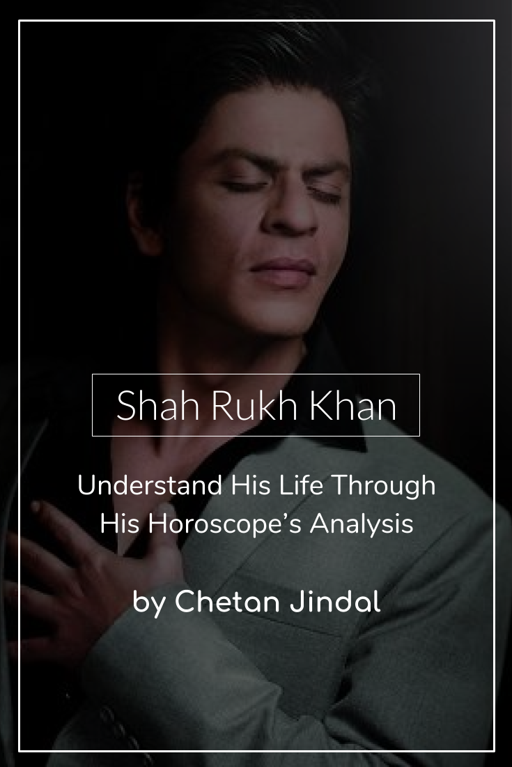 Shahrukh Khan, also known as SRK, is an Indian film actor and ...