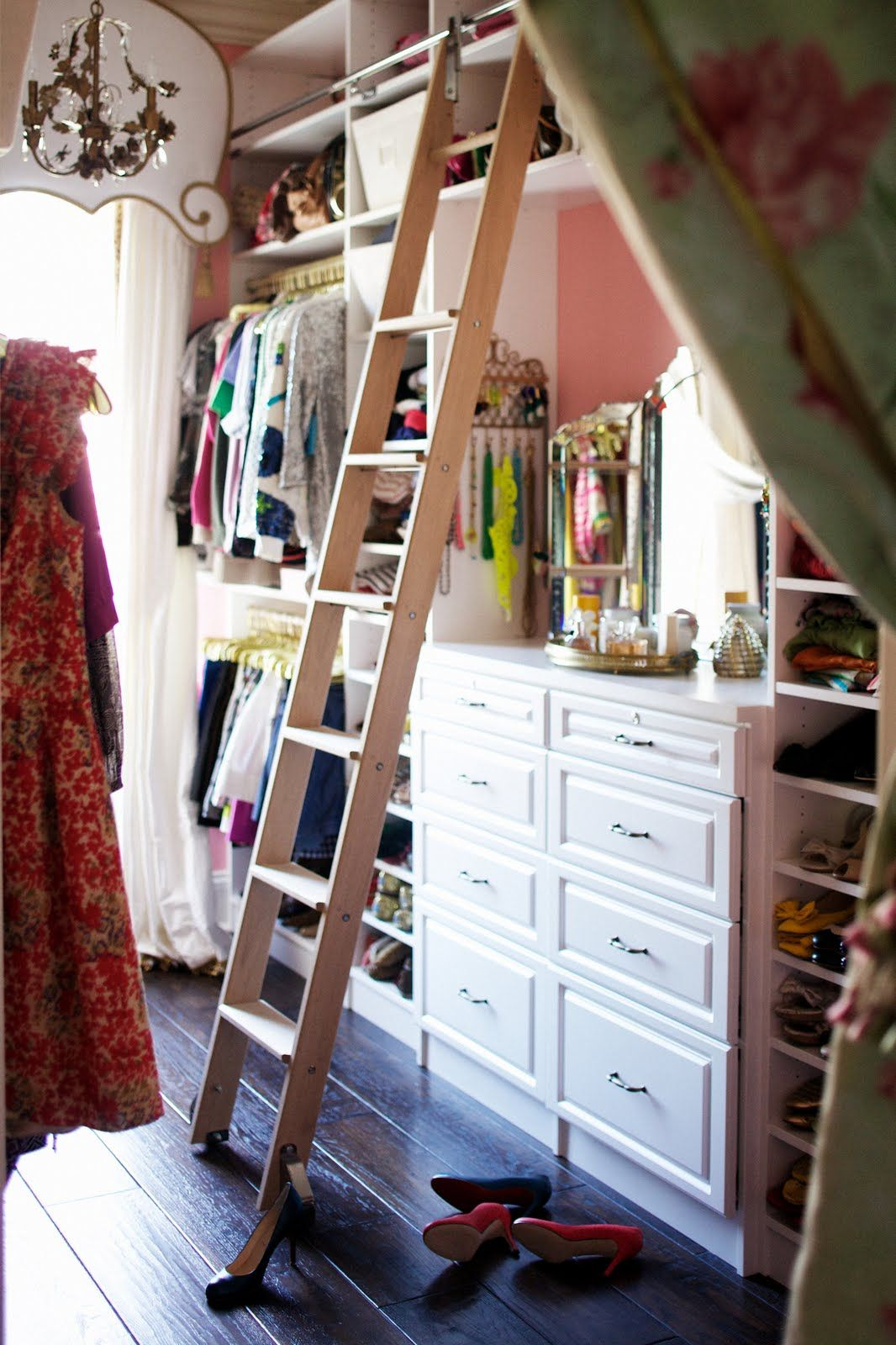 """a """"to die for"""" closet"""