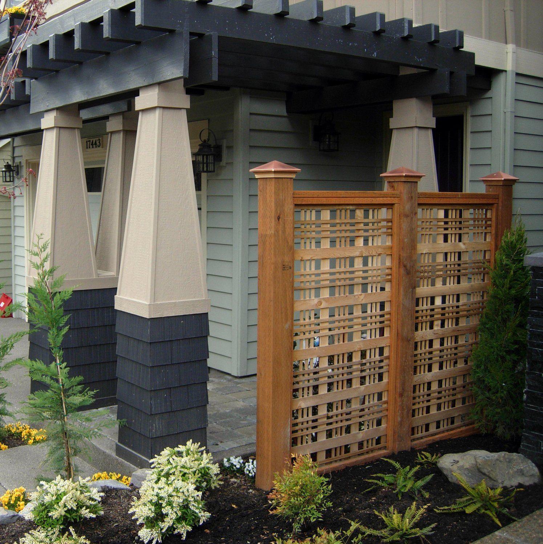 Amazon.com: Cedar Catalina Lattice Panel 3u0027x6u0027 5/pack FREIGHT INCLUDED  [CAPITOL CITY LUMBER]: Patio, Lawn U0026 Garden
