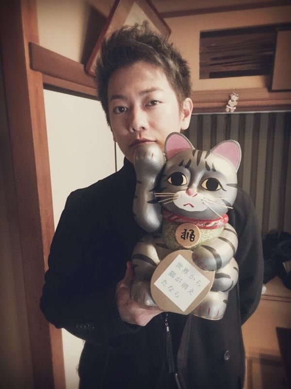 Takeru Satoh Official Website  Staff Report   Satoh Takeru