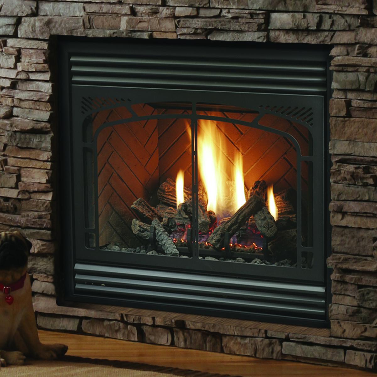 Kingsman Fireplace Direct Vent Fireplace Direct Vent Gas