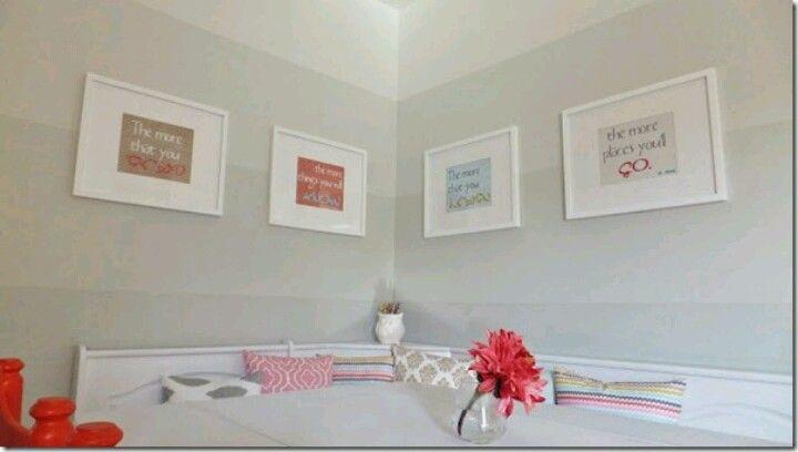 Carson's room.