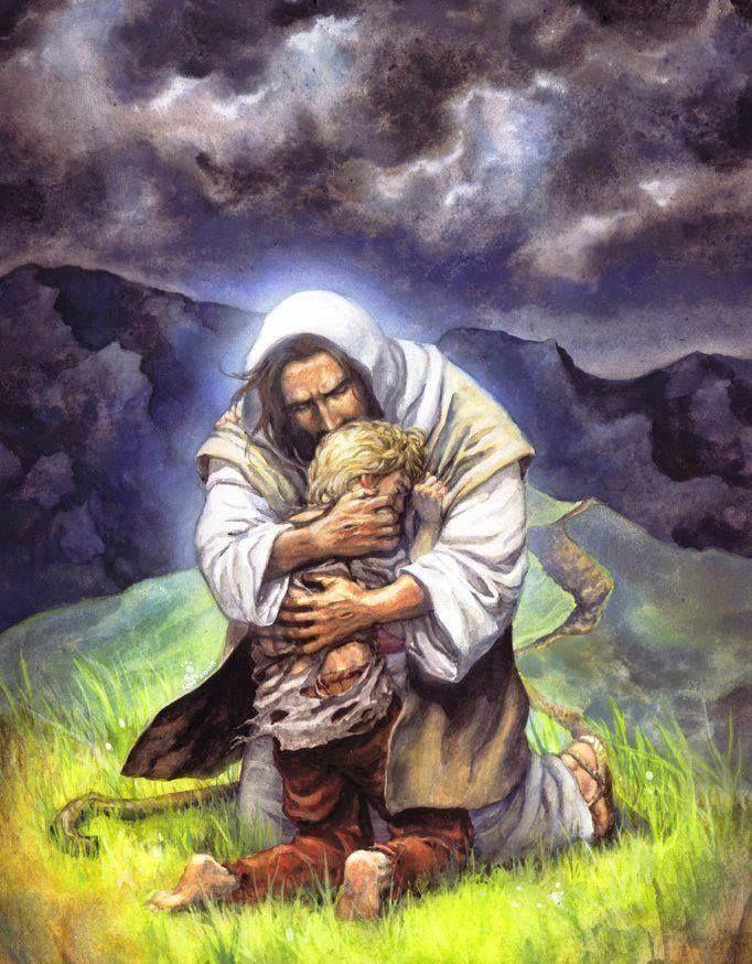 Христианские открытки о христе, надписи