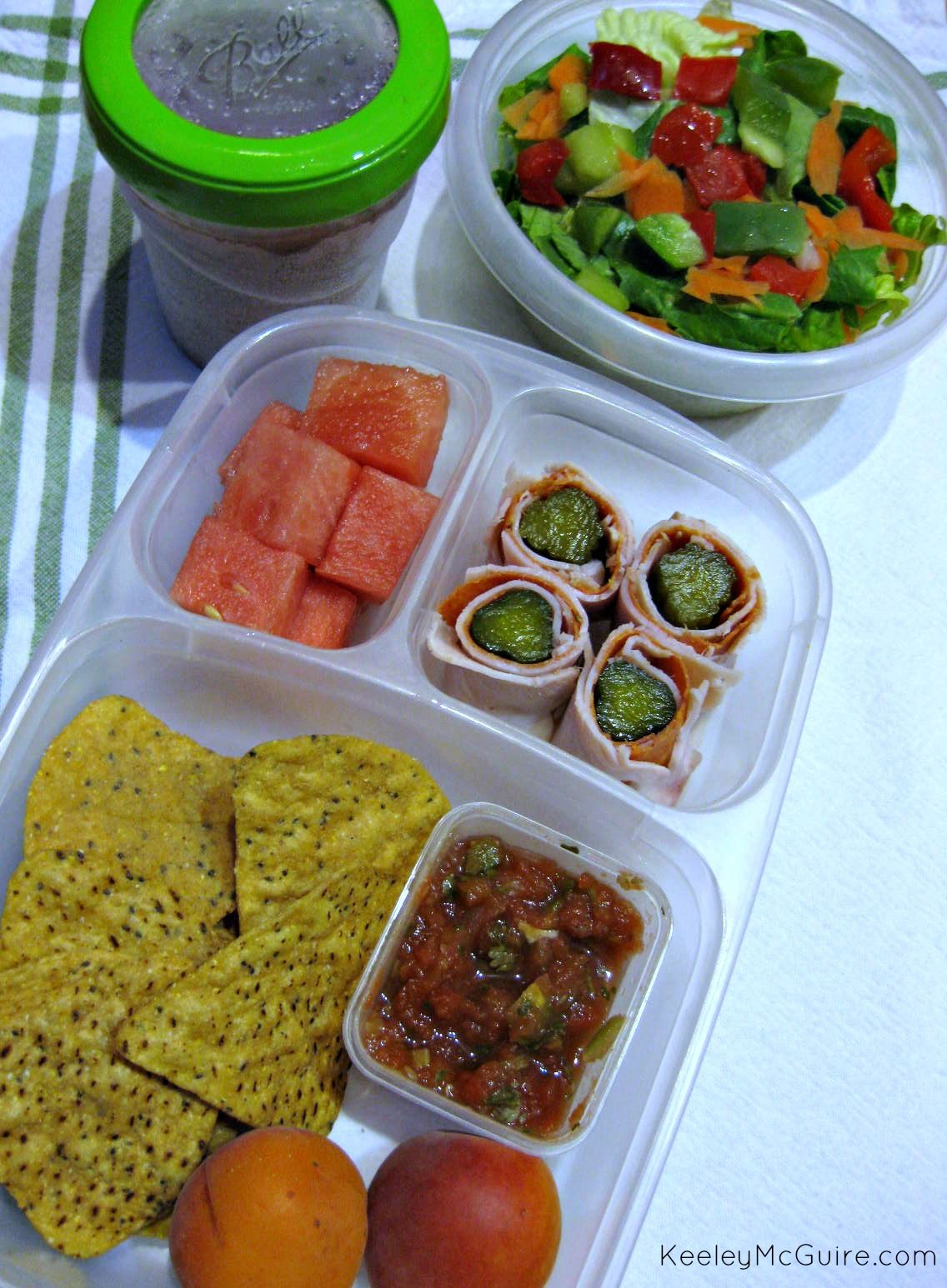 Easy on the go snacks for adults