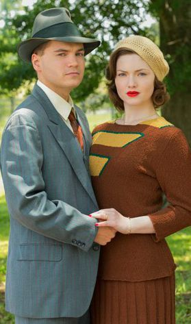 1930s costumes from TV's Bonnie and Clyde - Costume ...