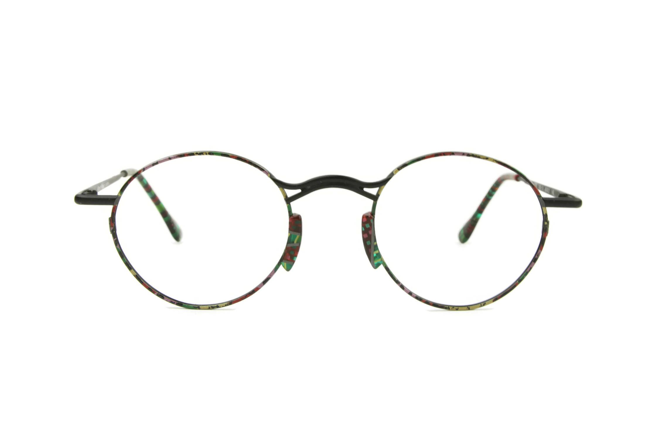 Glasses true vintage cool modern style panto round glasses Robert ...