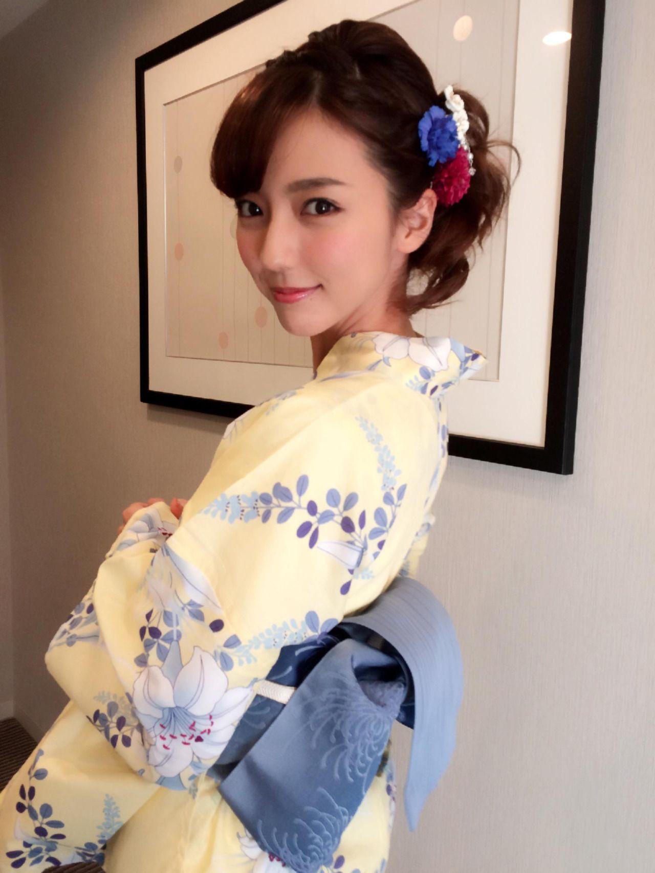 56bd91d65 Erina Mano | Emerald Blood in 2019 | Kimono japan, Japanese kimono ...