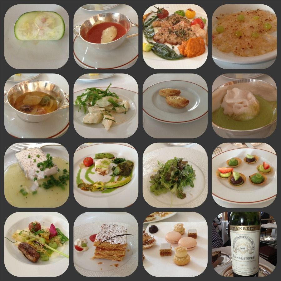 Let's Fly AwayParis The Food Traditional french recipes