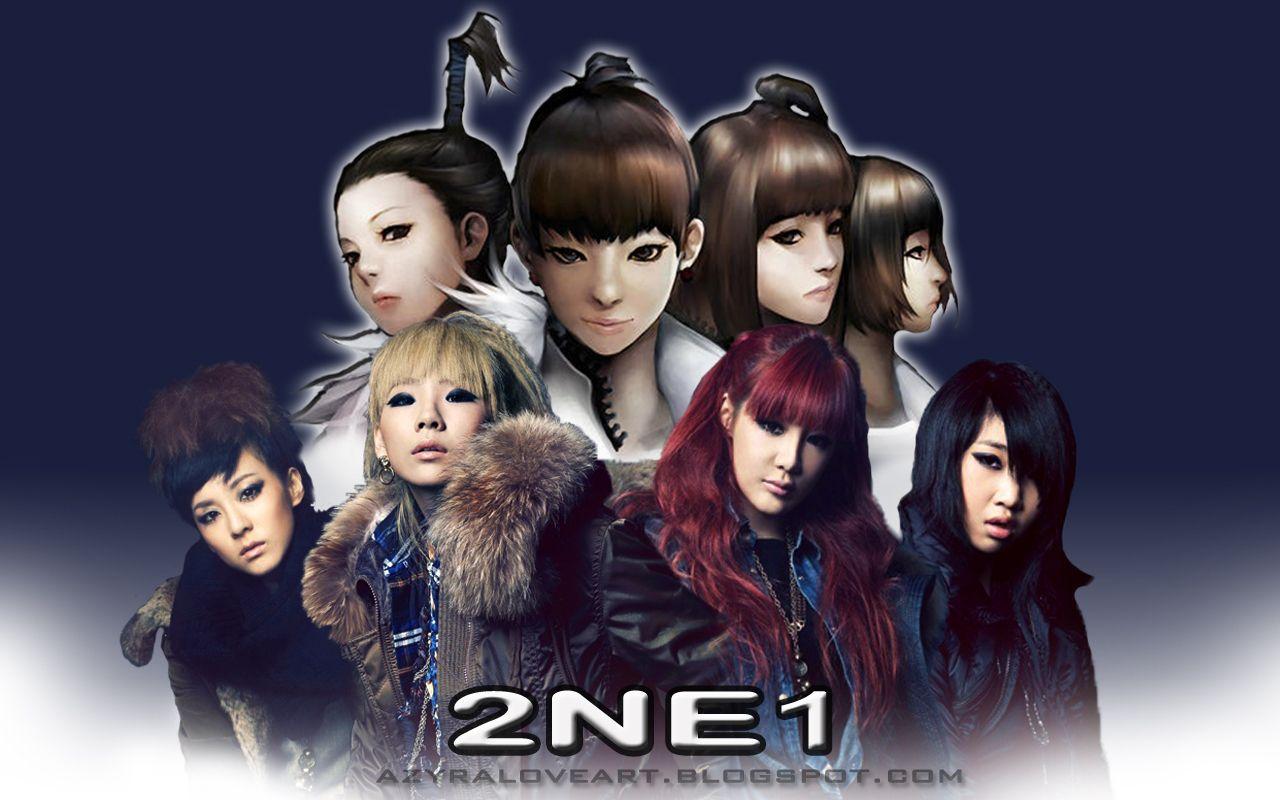 Kpop Images 2ne1 Kpop Wallpaper 22128286 Fanpop Fanclubs I