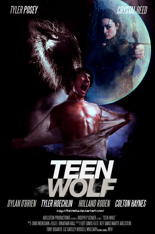 Teen Wolf Saison 6 Streaming Vf : saison, streaming, Scott, Allison