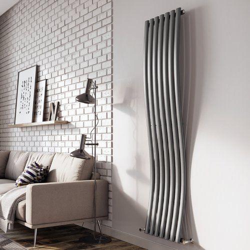 Belfry Heating Wave Vertical Designer Radiator Designer Radiator