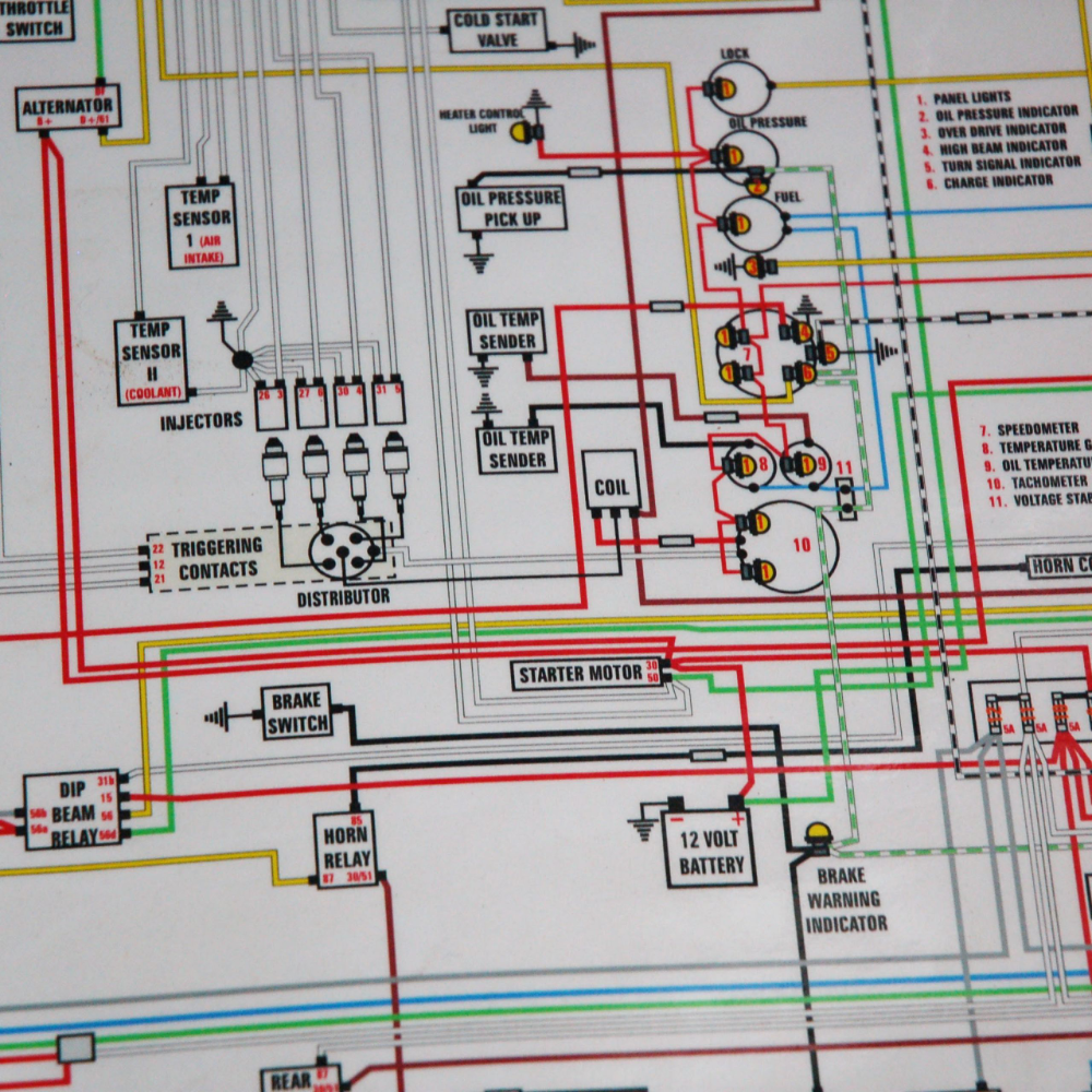 57 Chevy Wiring Diagram from i.pinimg.com