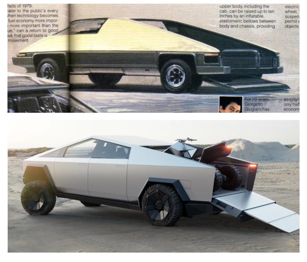 A Deep Look At The Design Of Tesla S Cybertruck Tesla Motors Tesla Tesla Roadster
