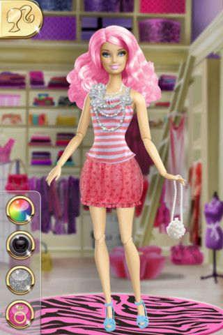 Barbie® Fashionistas® (0.00 with inapp purchase options