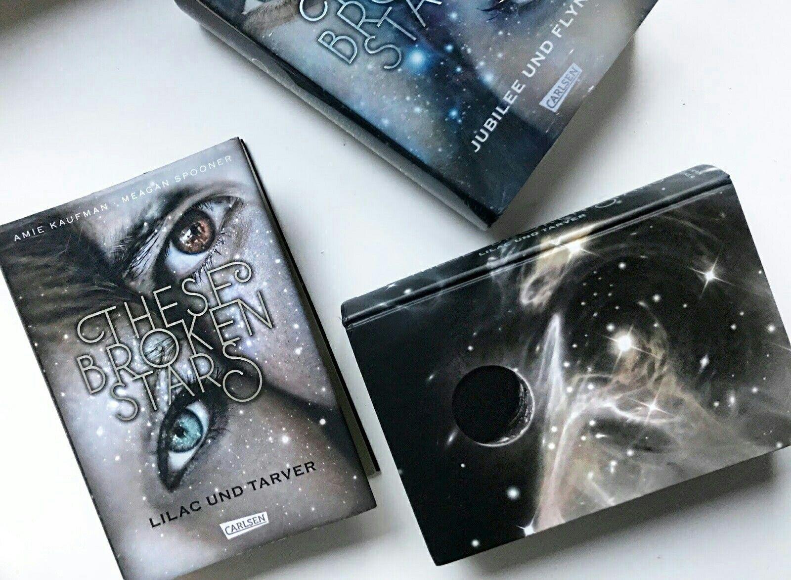 Titel These Broken Stars Lilac Und Tarver Autor Amie