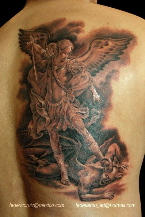 Tattoo by Federico Ruiz