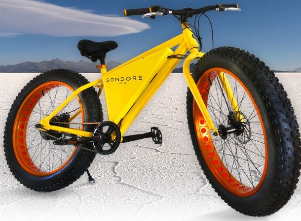 Upgrading And Modding The Sondors Electric Fatbike On A Shoestring