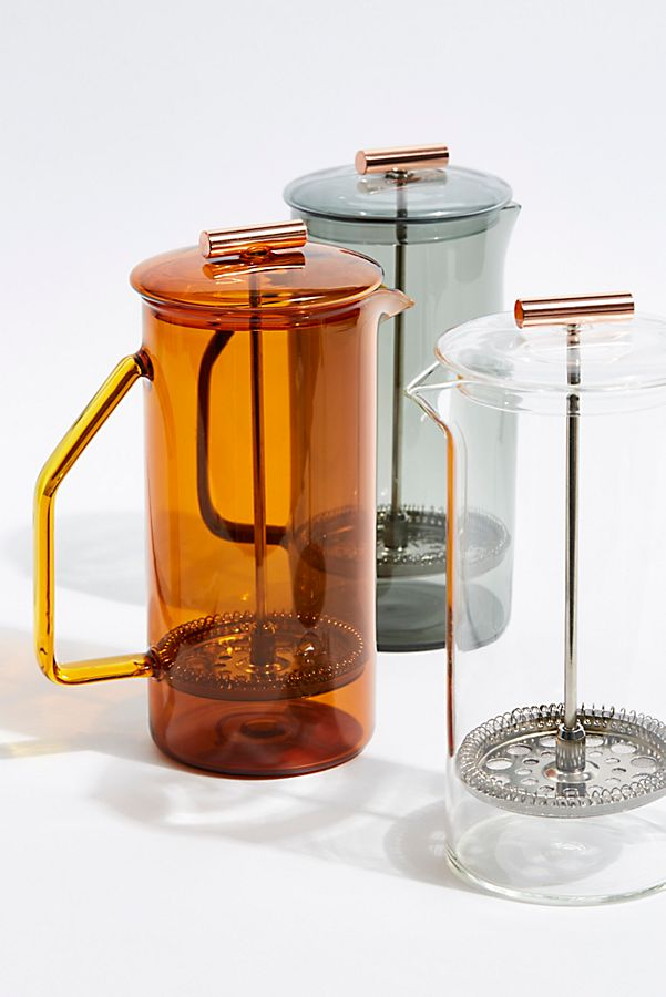 YIELD 850mL Glass French Press | Free People  #homeaccessories #homeaccessoriesideas #homeaccessoriesdecor #homeaccessoriesluxury
