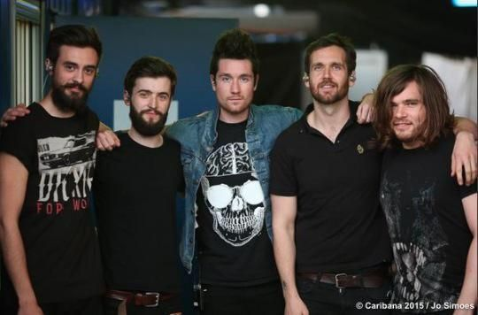 Bastille announce the new member of their touring band - Charlie Barnes