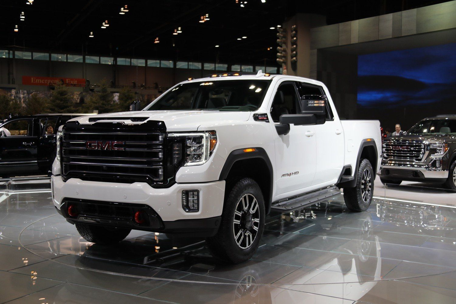 2020 Gmc Sierra Hd Features Engine Release Design Price Photos Dengan Gambar