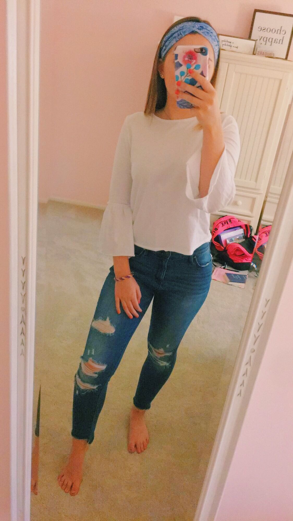 vsco  outfit outfit clothes style fashion jeans