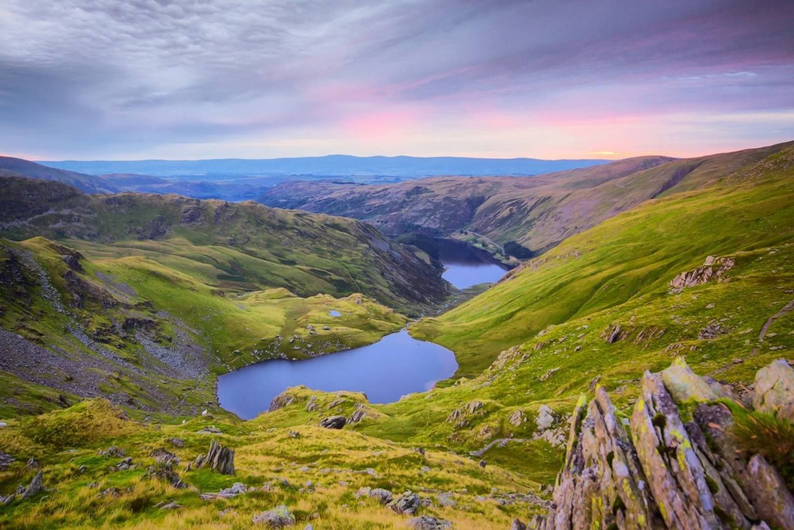 The Lake District in Northern England | Beautiful Scenery ...
