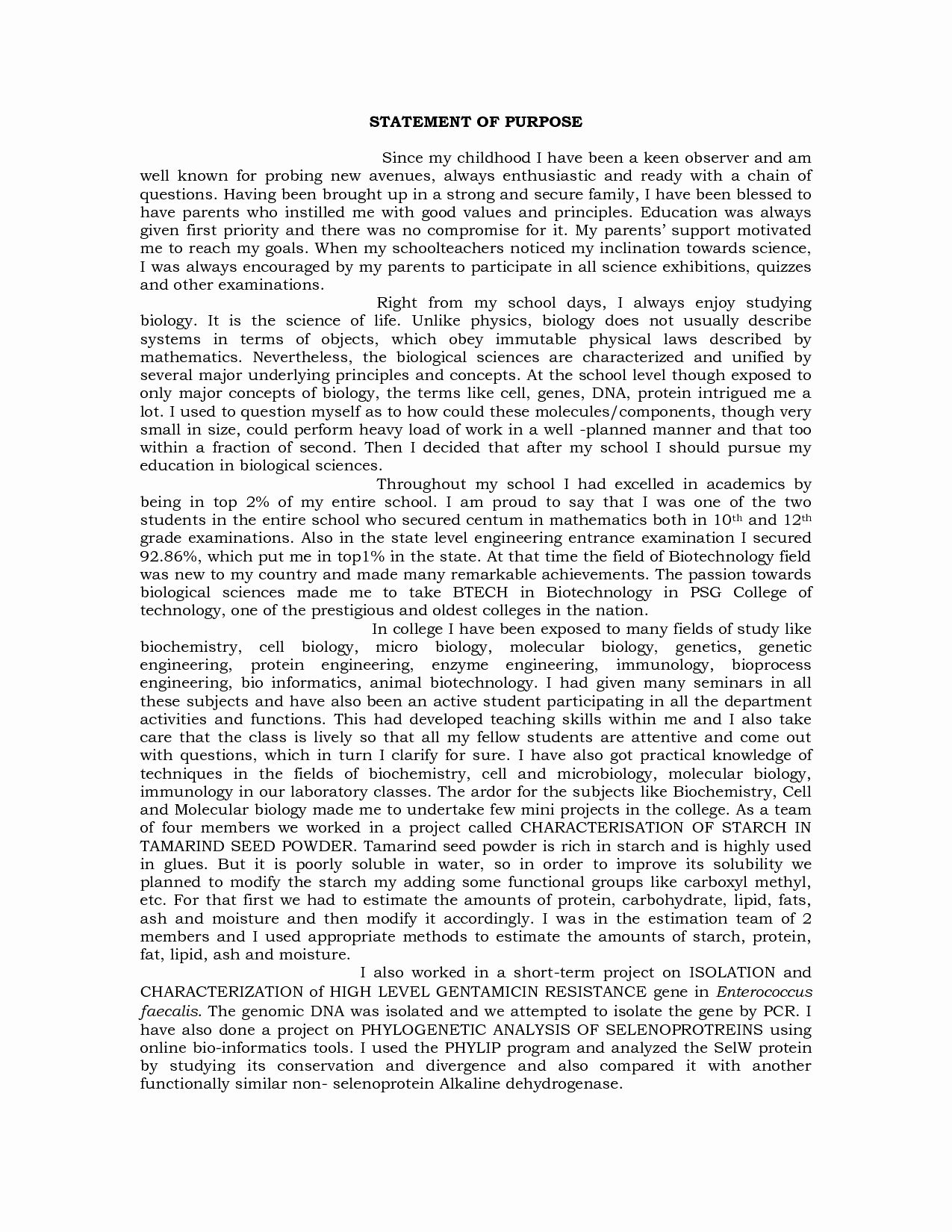 Personal Essay For College Format Beautiful 45 Example Resume Examples