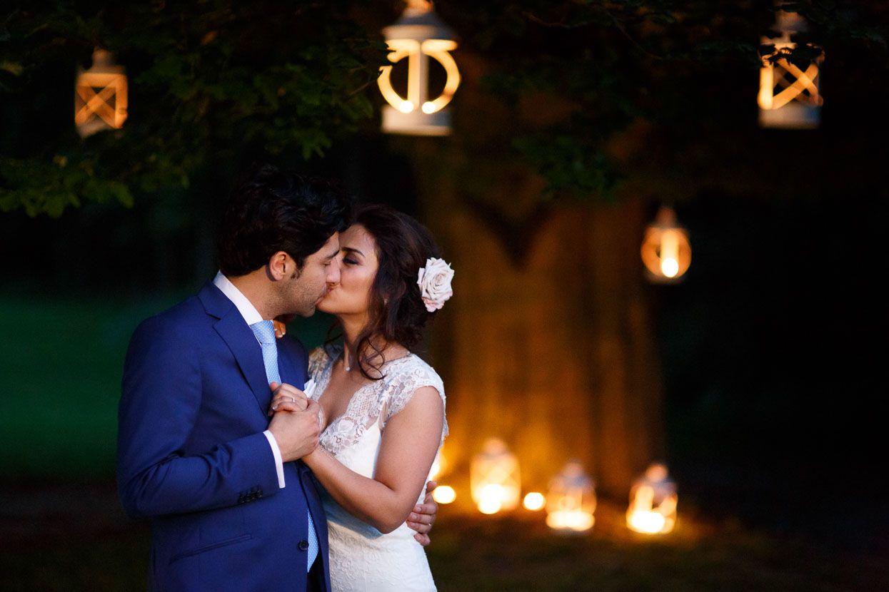 Bruiloft feest eerste dans-018